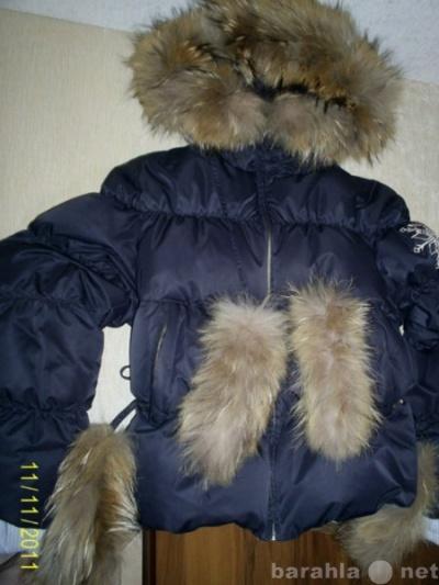 Продам куртку кожа Baon в Томске.